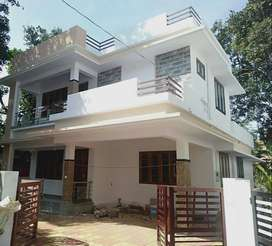 A NEW CHARMING 3BED ROOM 1730SQ FT 4.5CENTS HOUSE IN THIROOR,TSR
