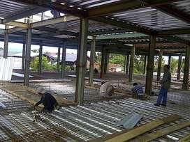 menerima jasa konstruksi baja ringan untuk wilayah jakarta dan jabar