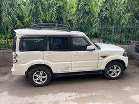 Mahindra Scorpio 2014 Diesel Well Maintained