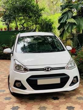 Hyundai Grand i10 2015 Petrol Well Maintained