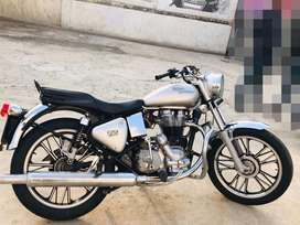 Royal Enfield silver color model 2007All documents  fixed 65000only