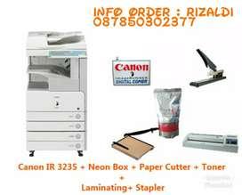 Jual mesin fotocopy canon iR 4570 + paket usaha murah