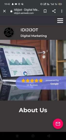 Digital marketing / seo/ssm / website devlopment