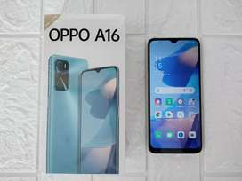 Oppo A16 3/32 second