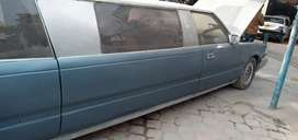 Nissan Cedric converted and modified to limo...