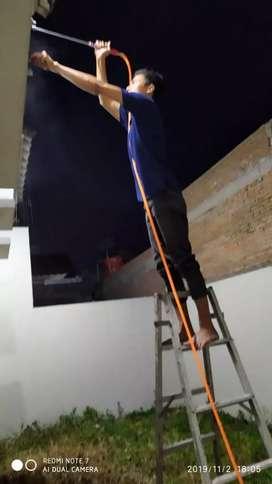 Service Ac, Mesin cuci Karanganyar