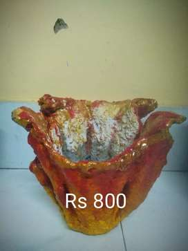 Hand made beautiful pots
