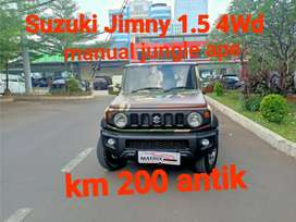 Suzuki Jimny 1.5 4Wd Manual 2020 New Model Jungle Ape Original Km200
