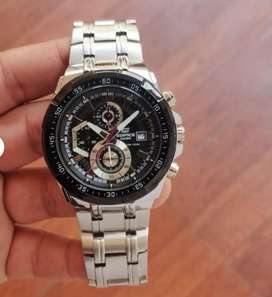Casio edifice silver to black BRAND NEW