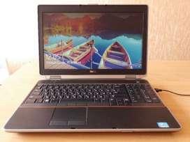 Dell Lattitude E6520 Core i5 2nd gen Numeric keypad Laptop (4gb/500gb)