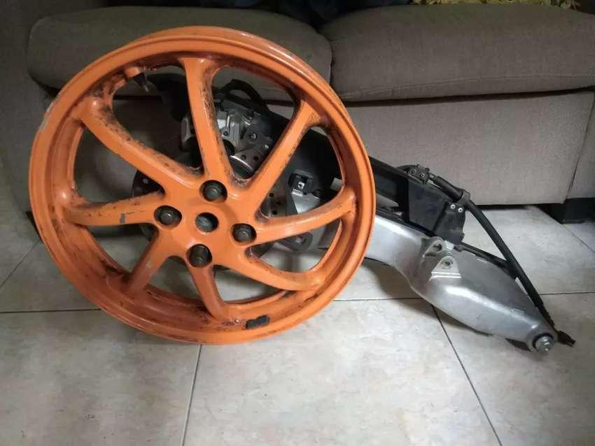 Pro arm Honda NSR 150 SP 0