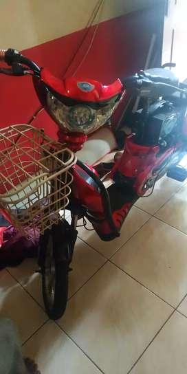 sepeda listrik merk super rider