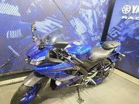 Yamaha R15 V3 BS6 (full stock) (3 months)