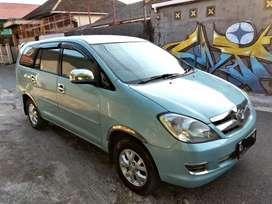Toyota Kijang Innova Tipe V Tahun 2005 Istimewa Terawat Gress Gan