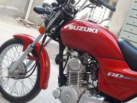 Suzuki GD 110 HU 2016 Model