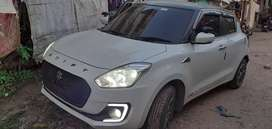 New car with modification of 1 lakh