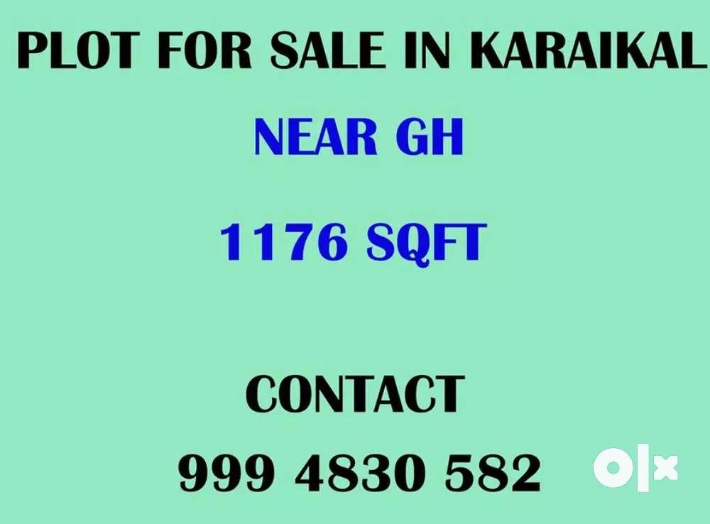 land for sales near karaikal gh