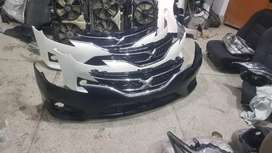 Toyota Mark X 2015 Front Bumper