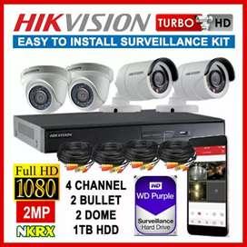Pusat Pasang CCTV berkualitas tinggi dan gambar jernih
