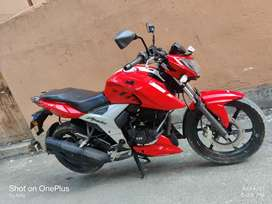 Red Edition Apache RTR 4v Duel Disc.