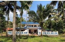 At Chengannur-Mavealikara road and situated near by puliyoor