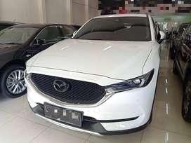 Mazda CX 5 2.5 Elite Bensin Automatic/At 2018 Super Bagus
