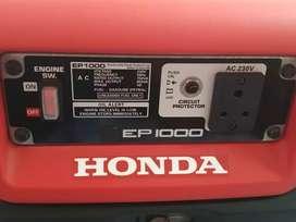 Honda generator with Bill