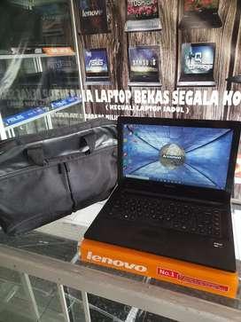 Laptop lenovo slim AMD A8 quadcore ram 4 gb