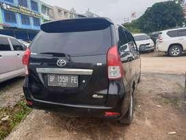 Toyota Avanza G 2013 kredit 10 juta