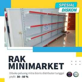 Rak Minimarket Super Murah / Rak Gondola