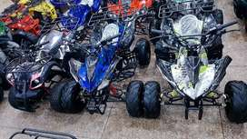 Fresh verity of 125 cc quad atv bike for sell at Abdullah Enterprises