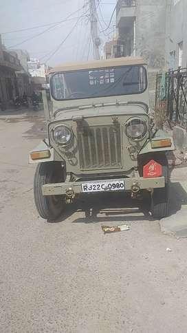 Mahindra Jeep 1995