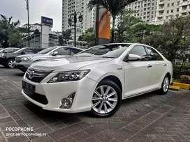 Camry 2.5 Hybrid 2012 / 2013 Putih