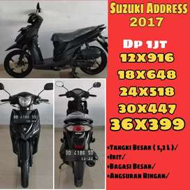 Suzuki Address 2017 ( Bisa Kredit)