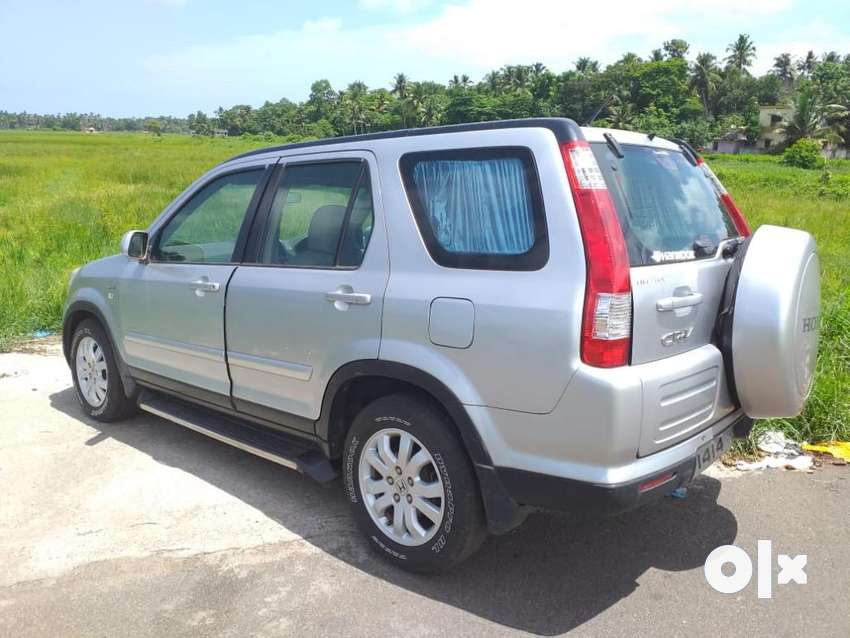 Honda CR-V 2.0L 2WD Manual, 2005, Petrol 0