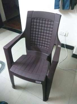 Fully new plastic chair