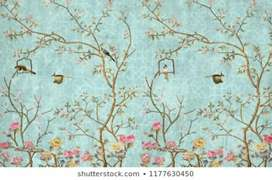 3d 4d wallpaper lgane k liye worker chaheye