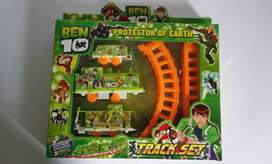 Brand new unused Piece BEN 10 Electronic Train Set for Kids