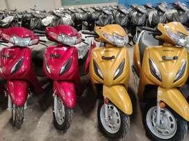 Honda activa low down payment 12000/-