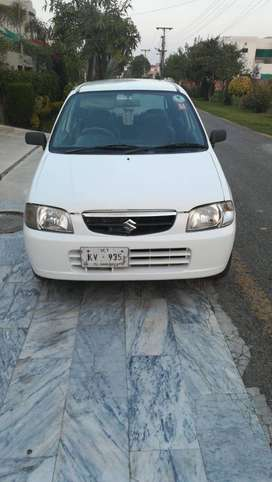 Suzuki alto vxr orginal condition islmabad number 2006 model ac cng