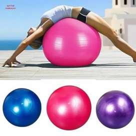 Bola Untuk Senam Gym 65Cm Plus Pompa