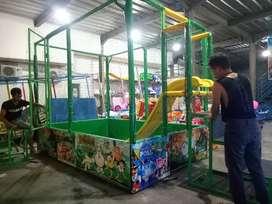 playground indor kereta motor odong bianglala