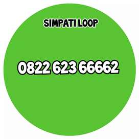 Nomor cantik simpati loop kwaertet