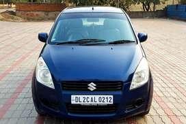 Maruti Suzuki Ritz Lxi BS-IV, 2009, CNG & Hybrids