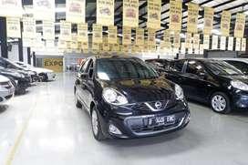 Nissan March 1.5 XS AT 2014 / 2015 Hitam Metalik