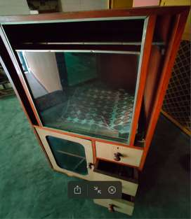 Trolly wardrobes almari for tv , and decoration