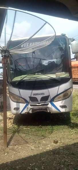 Bus medium isuzu