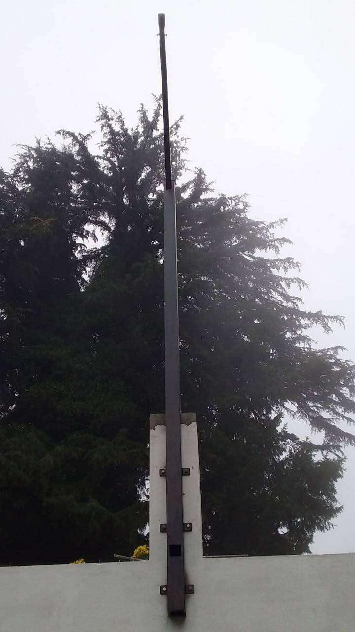 Street Lighting Poles Solar poles structural towers overhead line pole 0