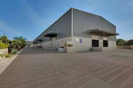 Ready to move possession warehouse available.