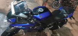 I won't sell my bike yahama R15 latest version